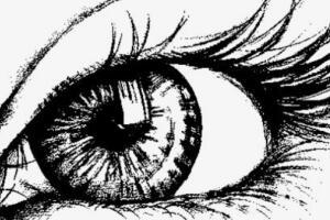 眼睛不舒服