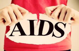 艾滋病症状
